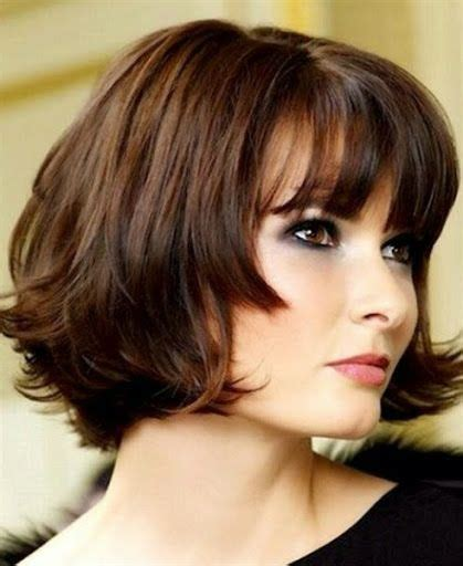 plus size bob haircut plus size hairstyles double chin flattering hair cuts