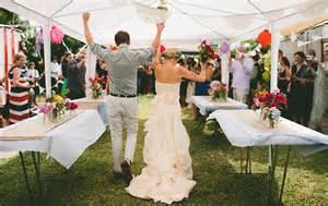 how to plan the home wedding weddingelation