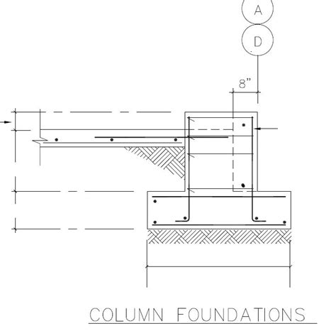 house footing design pin metal building foundation design on pinterest