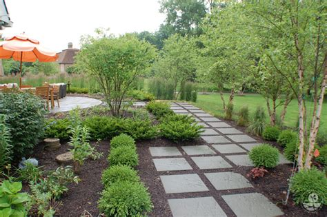Landscape Design Of Indianapolis Outdoor Entertainment Contemporary Landscape