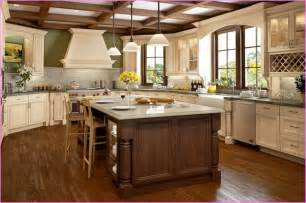 vanilla cabinets with chocolate glaze bar cabinet - chocolate glaze kitchen cabinets home design traditional columbus by lily ann cabinets