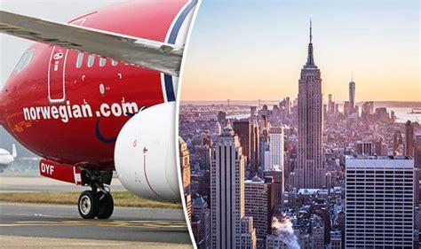launch bargain flights from edinburgh to new york travel news travel express co uk