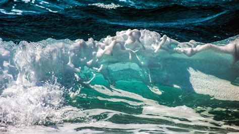 picture ocean sea splash water wave