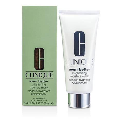 clinique even better sand clinique even better brightening moisture mask fresh
