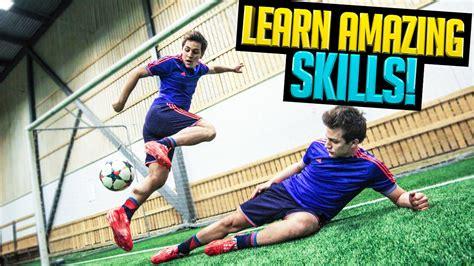 skilltwins football tutorial football skill tutorial 19 quot blizardo extreme rainbow