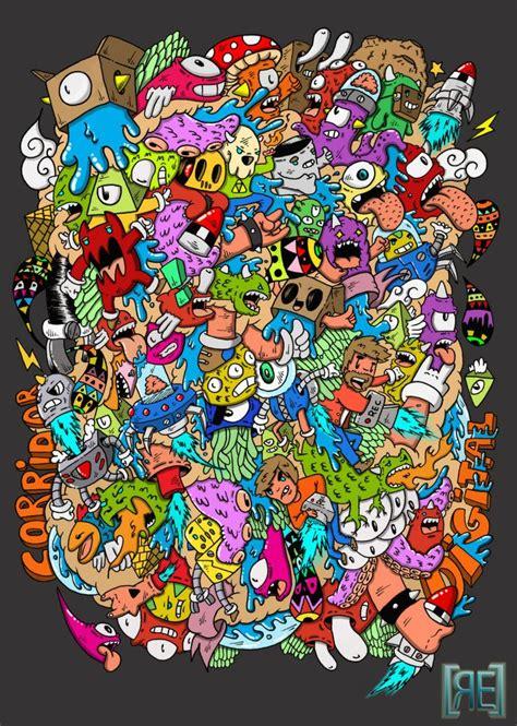 reda el mraki graffiti doodles doodle art drawing