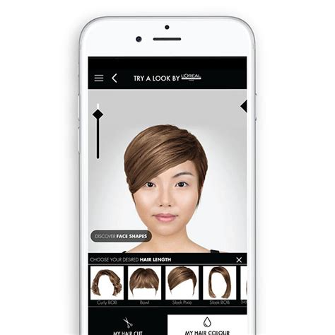 Hairstyles App by Choose My Hairstyle App Hairstyles
