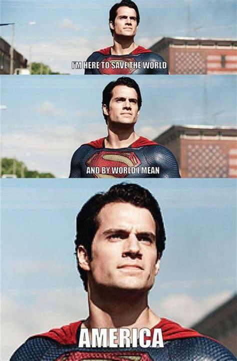 Super Man Meme - murica meme 25 dump a day