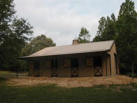 Rv Garages With Living Quarters by Olympic Systems Horse Barn Construction Contractors In