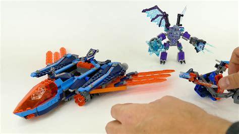 Lego Nexo Knights 70351 Clays Falcon Fighter Blaster lego nexo knights 70351 clay s falcon blaster fighter