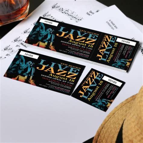Event Tickets Custom Ticket Printing Uprinting Com Event Ticket Printing Template