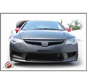 JDM Style FD2 CTR Front End Conversion For 06 11 Civic 4dr