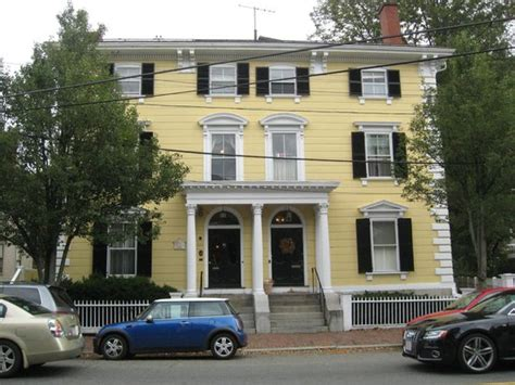 salem inn salem ma exterior view of the curwen house picture of the salem