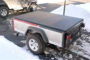 Tonneau Cover For Box Trailer How Would You This Custom Lj Page 25