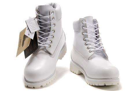 mens white timberland boots timberland mens 6 inch boots white left a impression