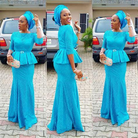 ankara weavon style asoebi styles 2015 newhairstylesformen2014 com