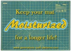 olfa cutting mat rotary cutting mat