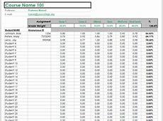 Teaching & Training Tools: Student Grade Calculator Demo ... Novell