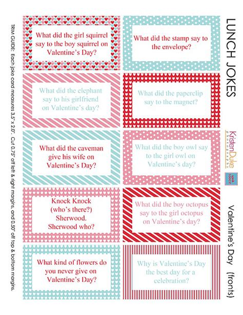 printable valentine jokes free printable valentine s day lunch jokes capturing joy