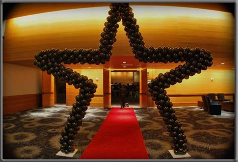 Themes For College Events   red carpet event decorations does your college event