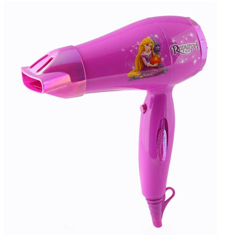 Hair Dryer Disney disney rapunzel style kit hair dryer with accessories