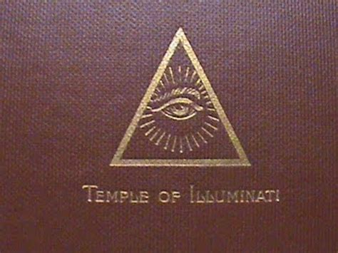 illuminati book vintage temple of illuminati book for the order of the