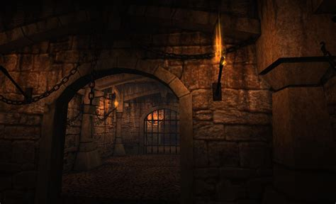dungeon dark castle background city streets and dungeons deep inara pey living in a