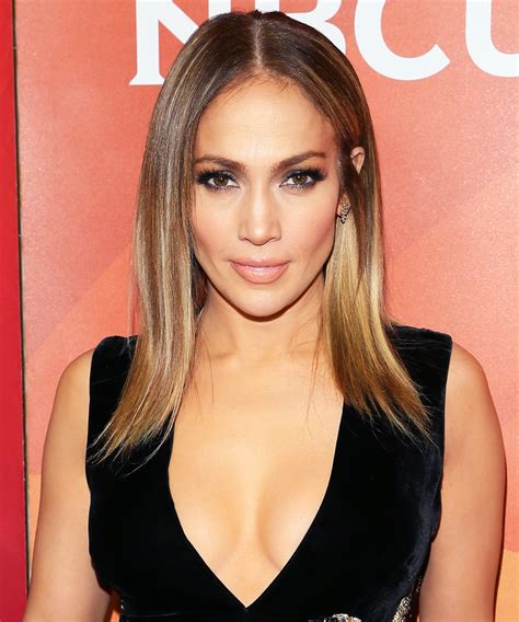 Jlo Hairstyles by S Shoulder Length Lob Haircut Instyle