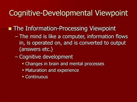 the misguided mind correct everyday thinking errors be less irrational and improve your decision books ppt theories of human development powerpoint