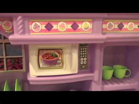 step 2 little baker s kitchen with cupcakes review youtube