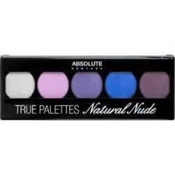 Make Up Absolute New York augen true palettes absolute new york parfumdreams