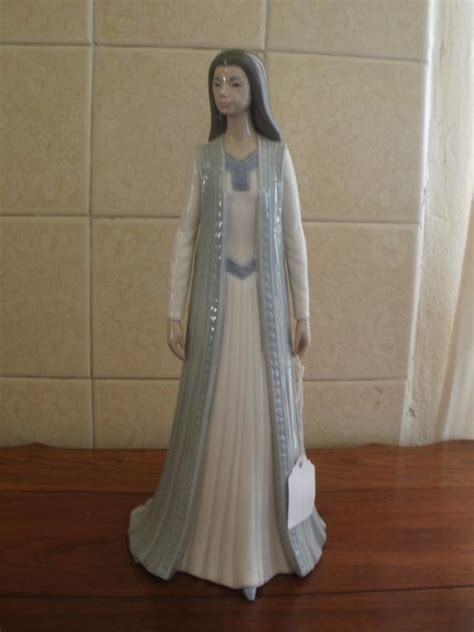 Nao Handmade In Spain By Lladro - porcelain ceramic by quot nao made in