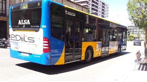 imágenes autobuses urbanos el 1 de abril entran en vigor varias modificaciones en el