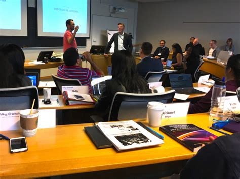 Schulich Part Time Mba Tuition by Kellogg Schulich Emba Students And Alumni Learn The