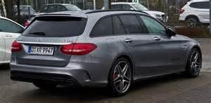 File:Mercedes-AMG C 63 S T-Modell (S 205) – Heckansicht, 14. Februar ... C.a.t.s