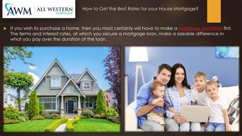best house mortgage rates ppt mortgage purchase shop around powerpoint presentation id 7444960