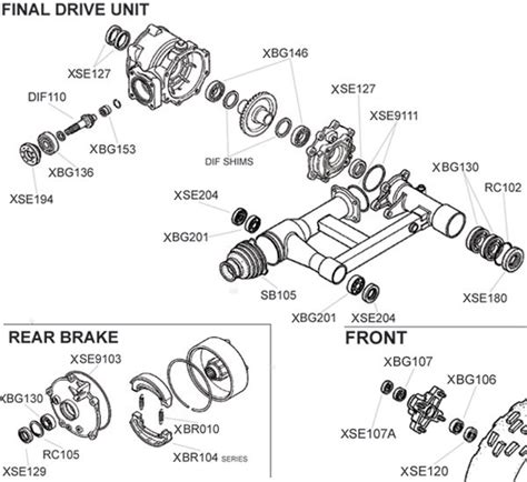 honda trx250ex parts honda trx250ex parts diagram inside 2003 honda trx250ex
