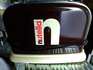 tostapane nutella pouff nutella ferrero gigante posot class