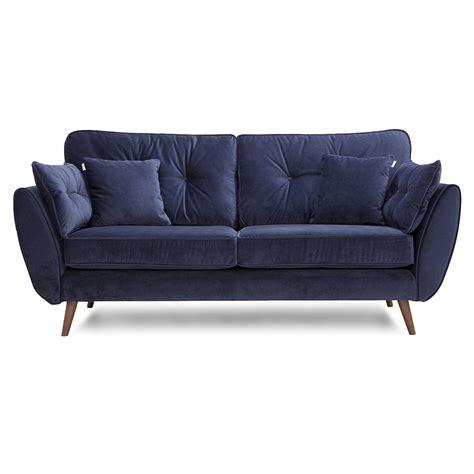 10 Easy Pieces The Blue Velvet Sofa Luxe Small Velvet Sofa Uk Sofa Menzilperde Net