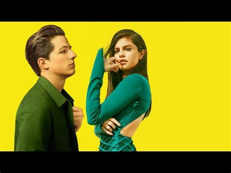 charlie puth ft selena gomez new video charlie puth ft selena gomez we don t talk