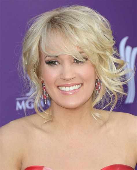 Carrie Underwood Updo Hairstyles by Pictures Best Carrie Underwood Hairstyles Carrie