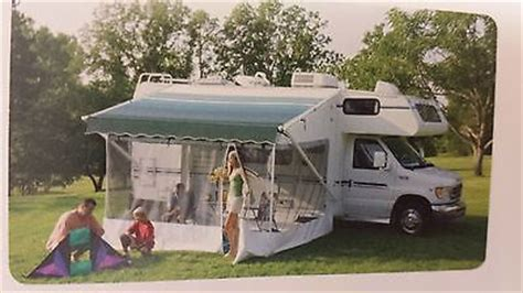 complete rv awning rv cer dometic patty o room screen room complete