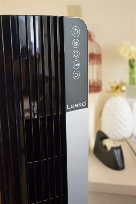 lasko ion tower fan lasko tower fans for the win to maximize air and brain flow