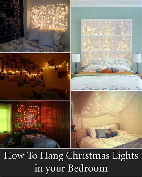 How To Make Cool Lights For Your Room by Best 25 Lights Bedroom Ideas On