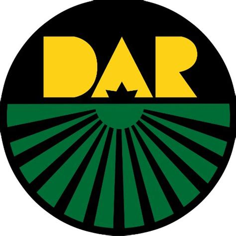 department  agrarian reform logo   cliparts