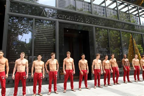 Abercrombie And Fitch Comes To Uk by Abercrombie Fitch Singapore Presents Models