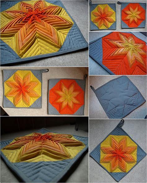 carla s fancy folded pot holders from mbs tutorial