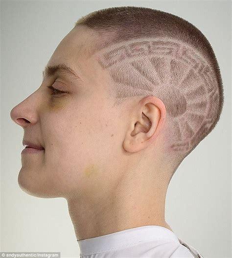 boyfriend haircut connecticut barber gives domestic abuse survivor a haircut