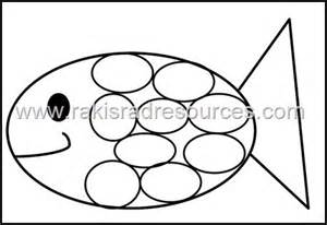 back to back drawing templates 17 best ideas about rainbow fish template on