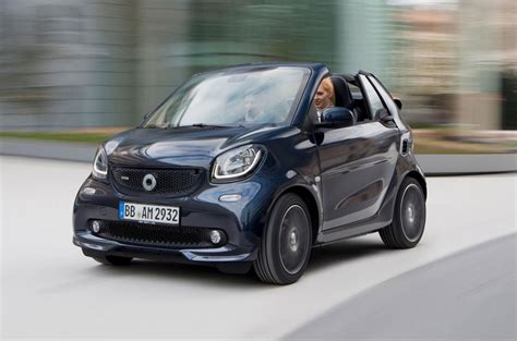 smart car new model smart fortwo and forfour brabus models now on sale autocar